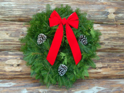 "26"" Mixed Wreath"