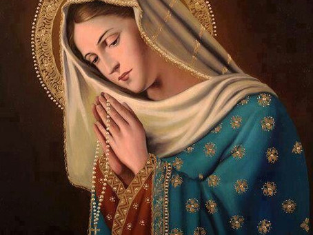 First Friday of the Month Rosary @ 10:30am