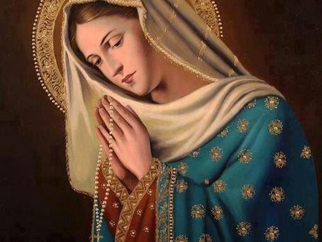 English-Spanish Rosary