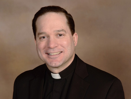 WEDNESDAY, MARCH 3: FR. MIGUEL 20th PRIESTLY ANNIVERSARY!!!