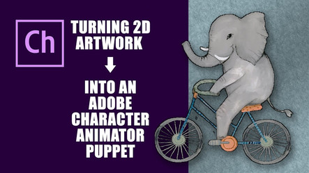 Character Animator Tutorial 1