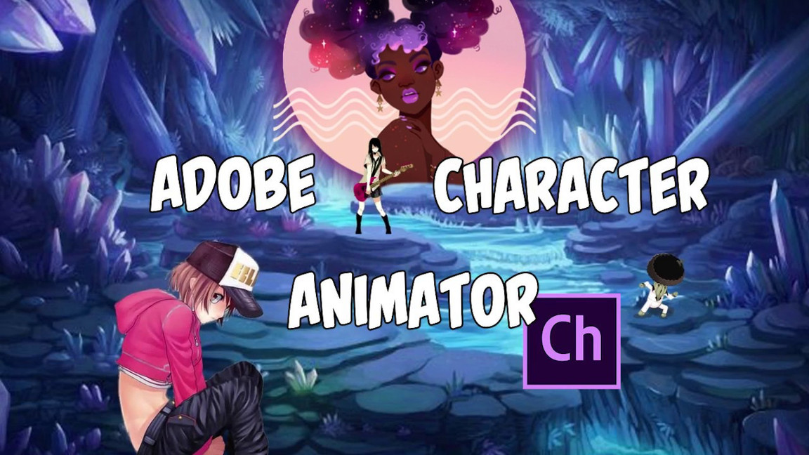 Character Animator Chill Hop