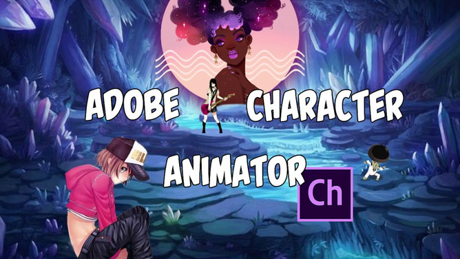 Character Animator Chill Hop