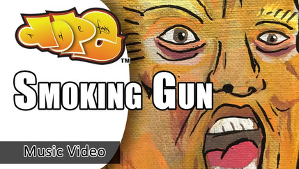 Smoking Gun Painting