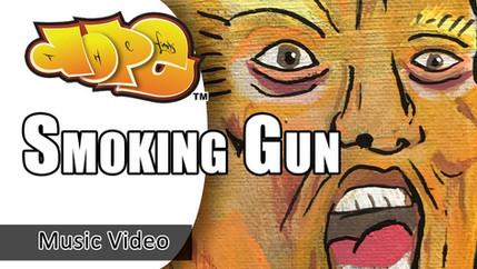 Smoking Gun Painting