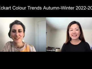Trend Colours Autumn-Winter 2022-2023