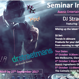"""""""Mixing it Up"""" with Dr Straetmans"""