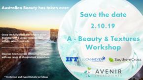 """""""A Beauty"""" & Textures Workshop"""