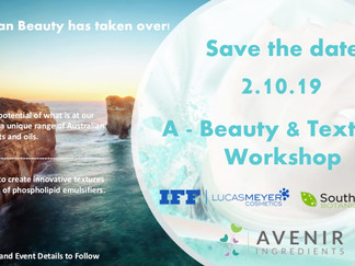 """A Beauty"" & Textures Workshop"