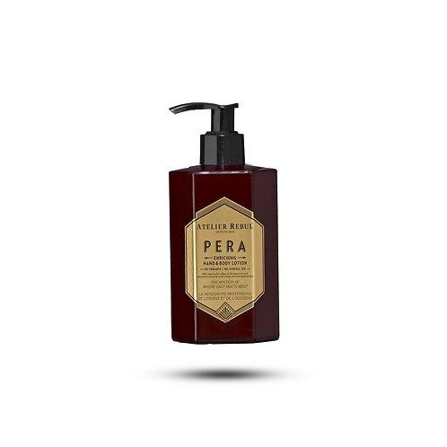 PERA Hand & Body Lotion