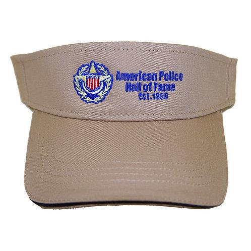 American Police Hall of Fame Visor