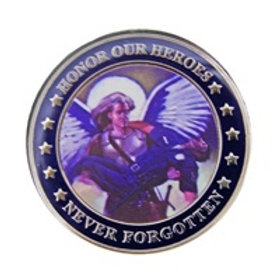 St. Michael the Arch Angel Challenge Coin