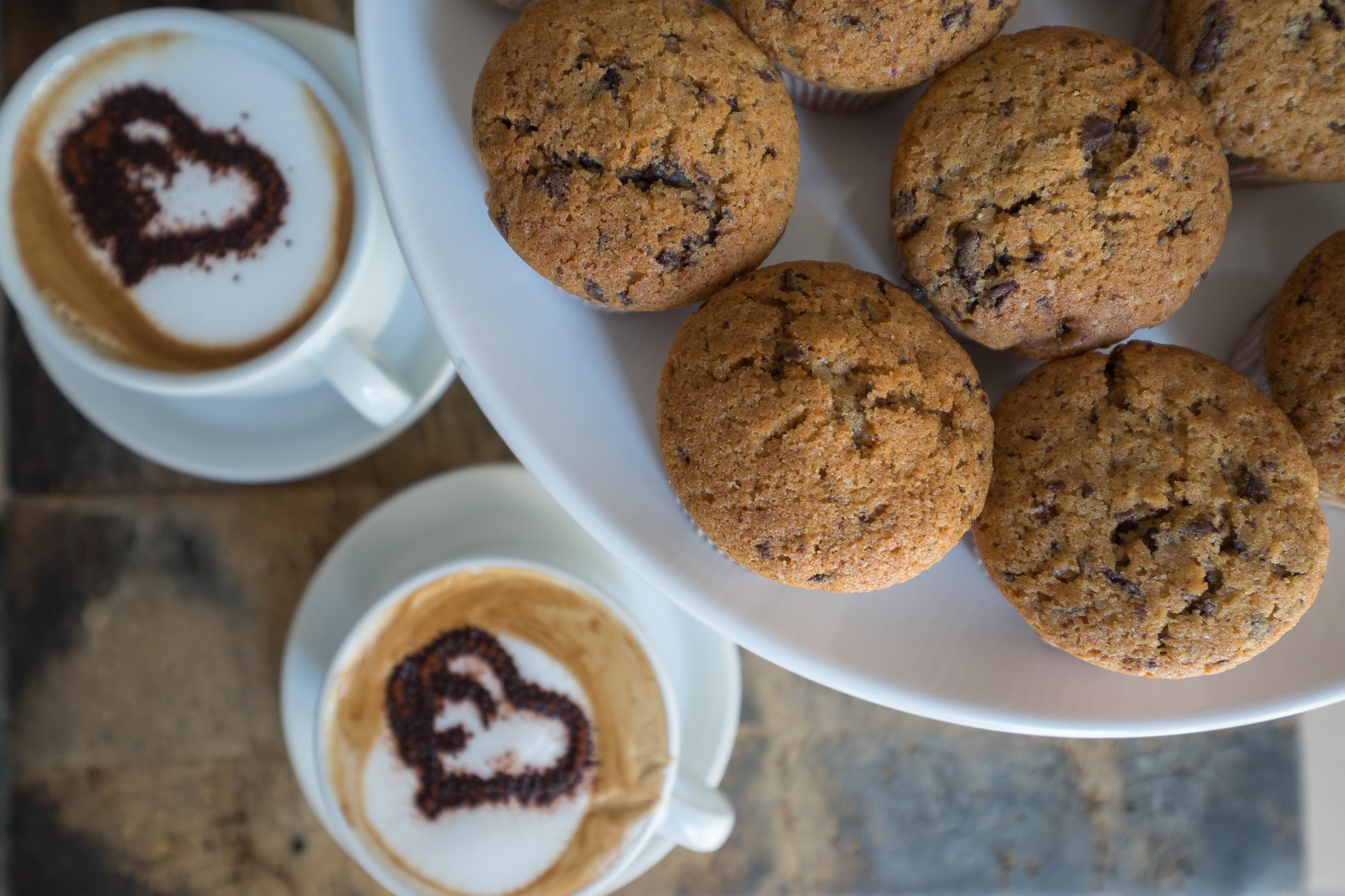 I nostri muffin al cioccolato