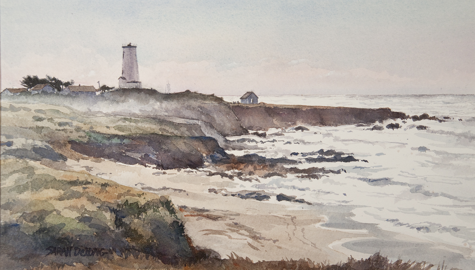 Piedras Blancas Light House