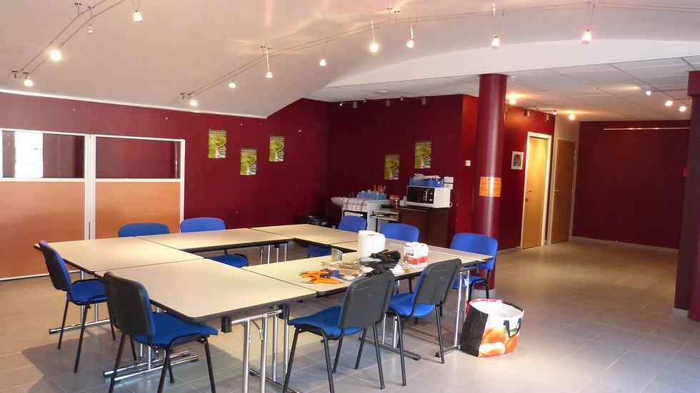 1 salle d'activité