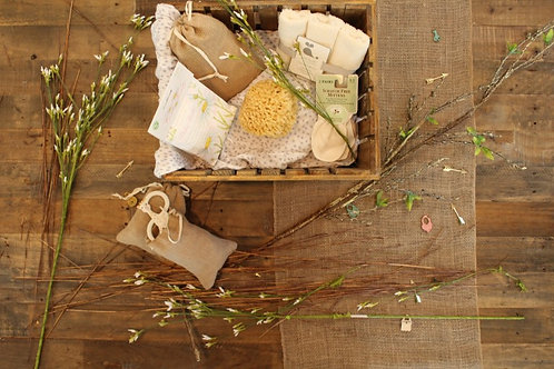 Custom built gourmet basket
