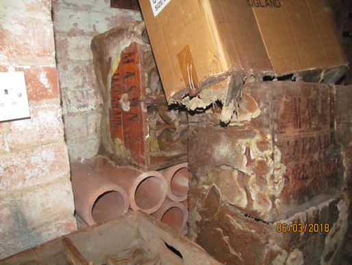 Serious Outbreak Of Dry Rot