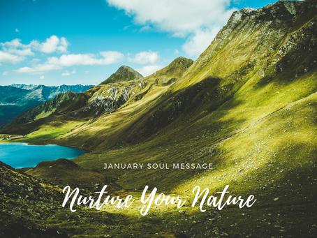 Nurture Your Nature