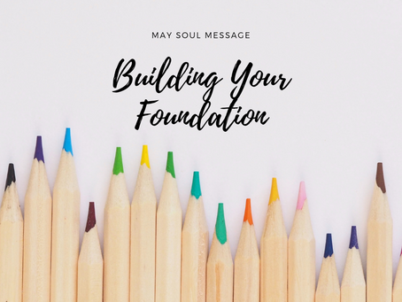 Building Your Foundation
