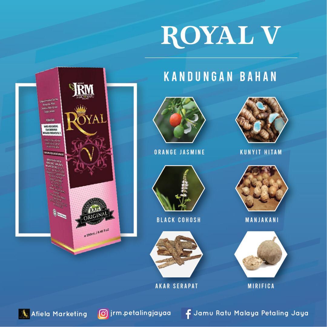 Royal V info_3