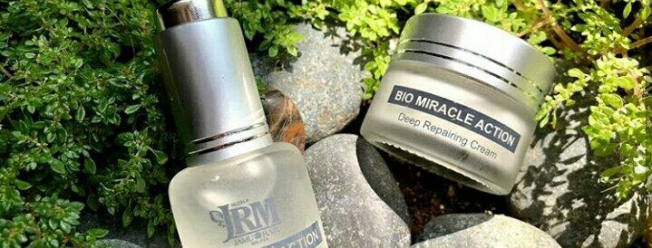 Set Bio Miracle Action Cream & Serum