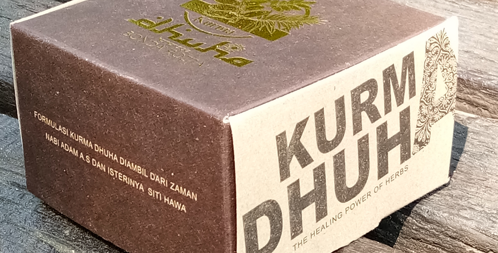 Kurma Dhuha (60 gummies)