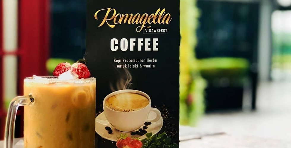 Kopi Romagella (Strawberry Flavour)