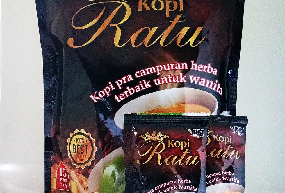 Kopi Ratu (12  sachets)