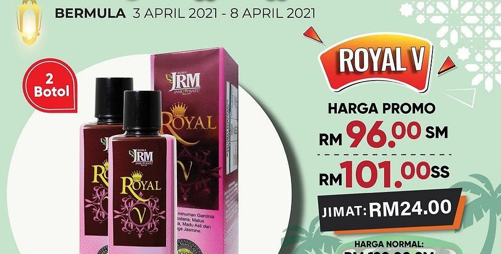 Kombo Royal V x 2  Botol