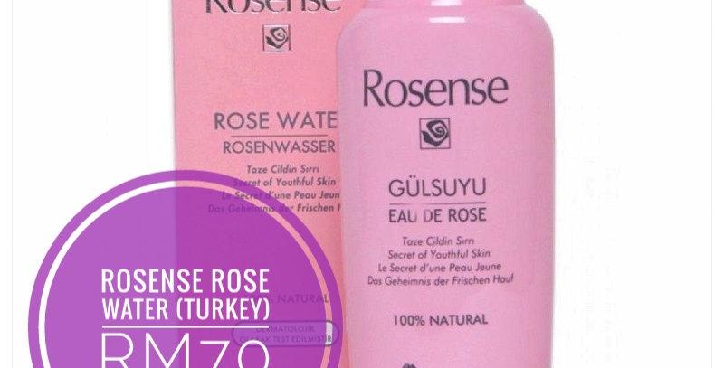 Rosense Rose Water - Turkey (300 ml)