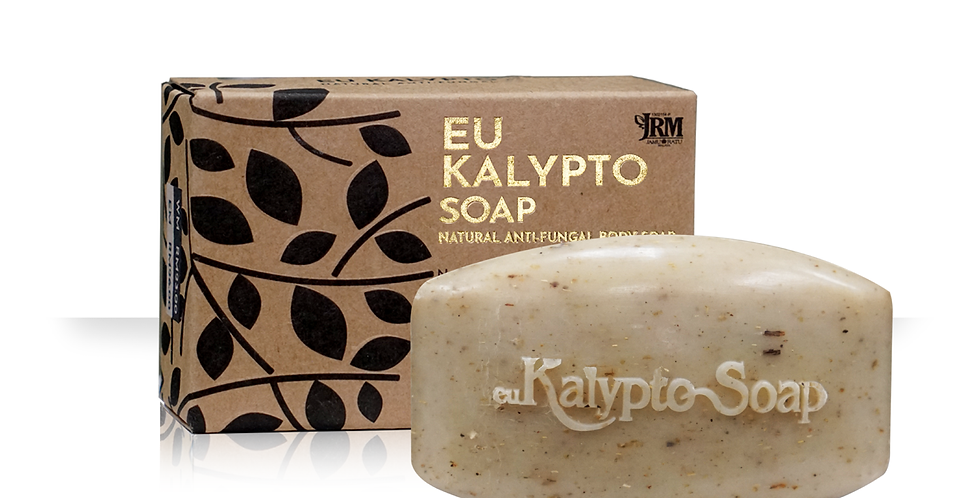 EuKalypto Soap (Anti-Bacterial/Anti-Fungal)