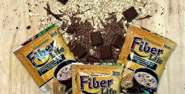 Chocolate Fiber Life (15 x Sachets)