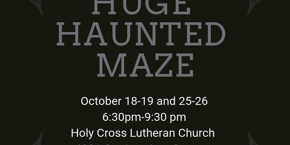 Haunted Maze (3)