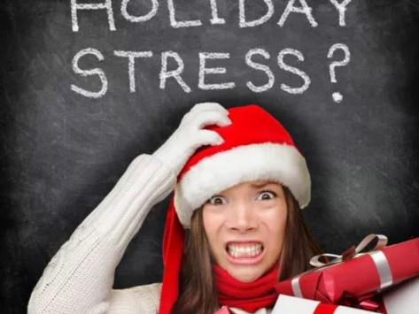 Holiday tips...