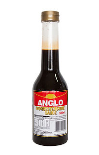 Anglo Worcestershire Sauce, Anglo, Worcestershire, Worcestershire Sauce, Anglo Australian Made and owned, Made since 1914. Australian Brand
