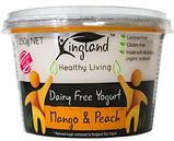 Kingland Dairy Free Soy Yoghurt Australian Brands Yoghurt with Fruits