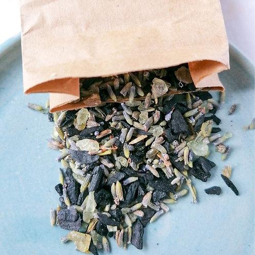 Wohlfühl-Räuchermischung Lavendel
