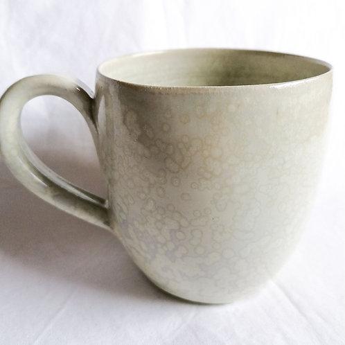 Tasse (Weiß hoch)