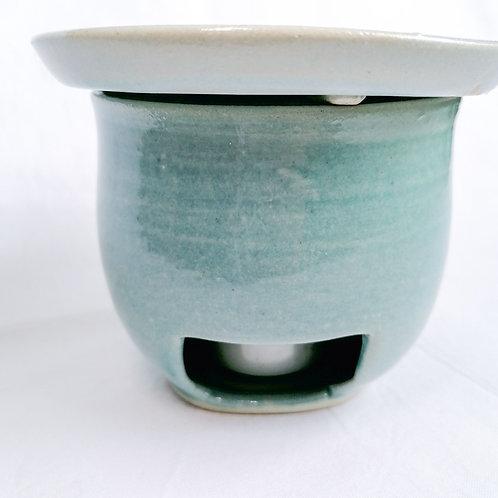 Räucherstövchen (hellblau)