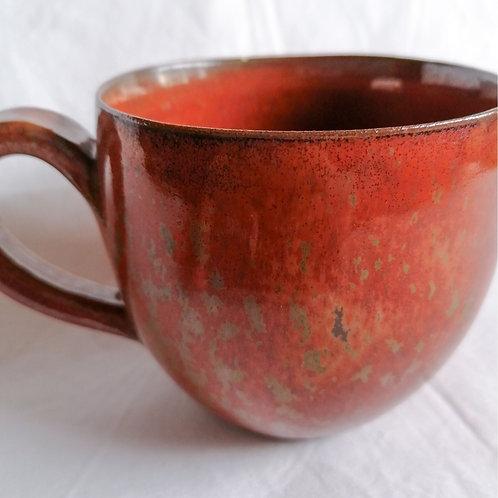 Tasse (Rotbraun)