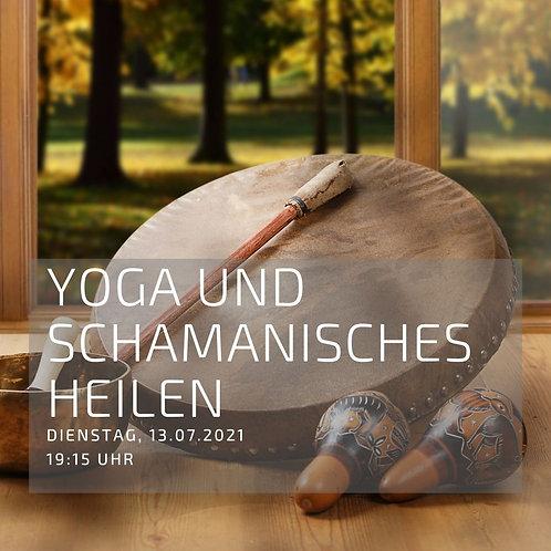 Yoga und Schamnisches Heilen