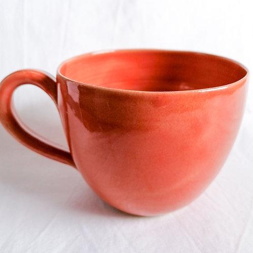 Tasse (Blutorange)