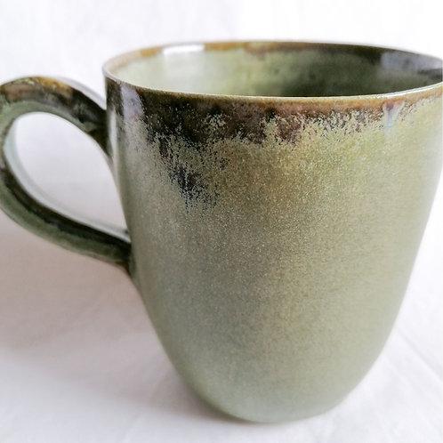 Tasse (Grün hoch)