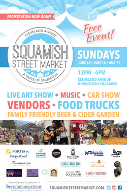 squamish street market