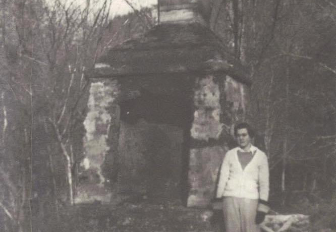 The Bracken Arms Hotel chimney