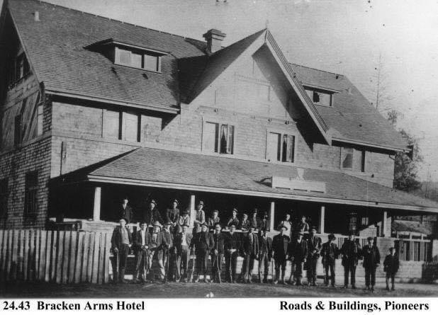 The Bracken Arms Hotel