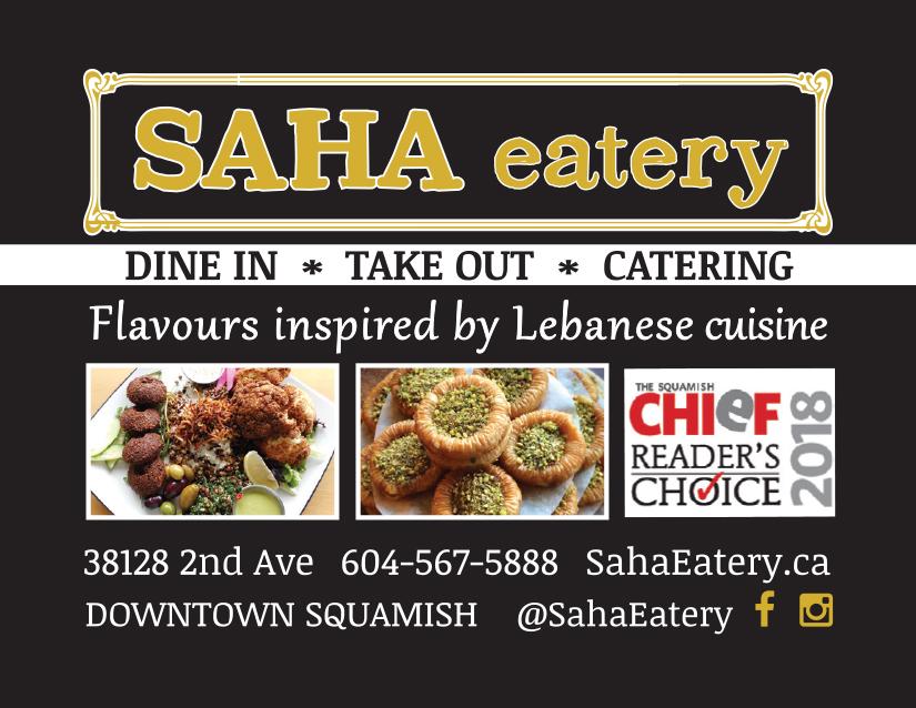 saha eatery