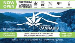 Squamish Cannabis - June 2021 - Taste Of Squamish