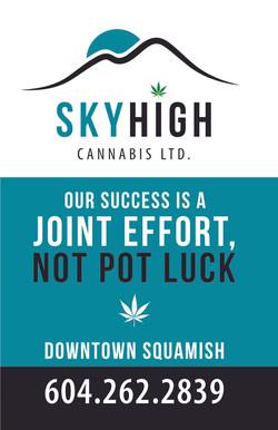 Sky High Cannabis