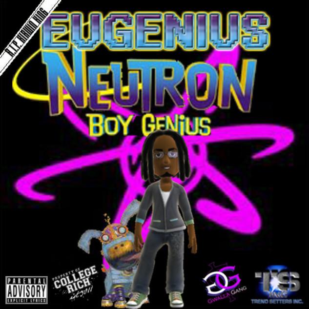 Eugenius Neutron: Boy Genius